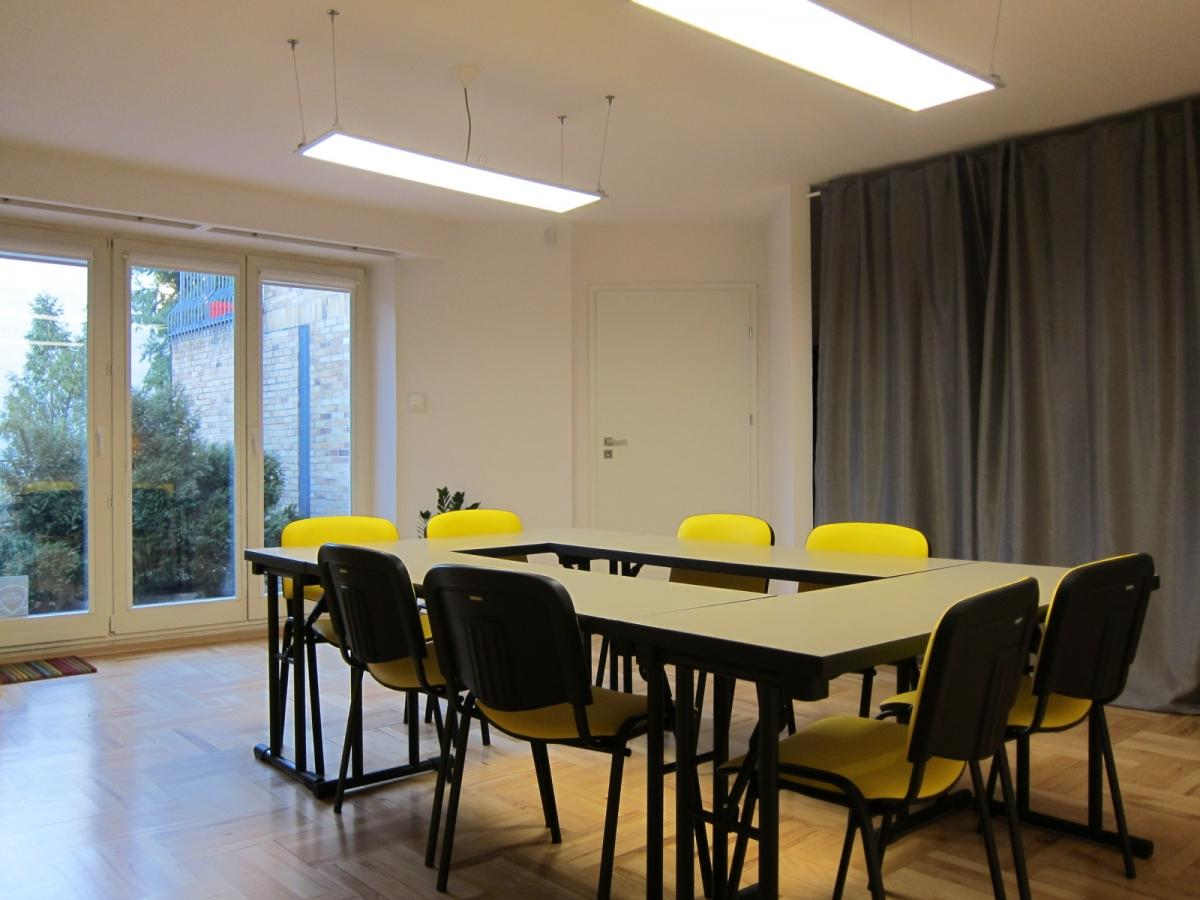Busy Bee - Coworking Space - Warsaw