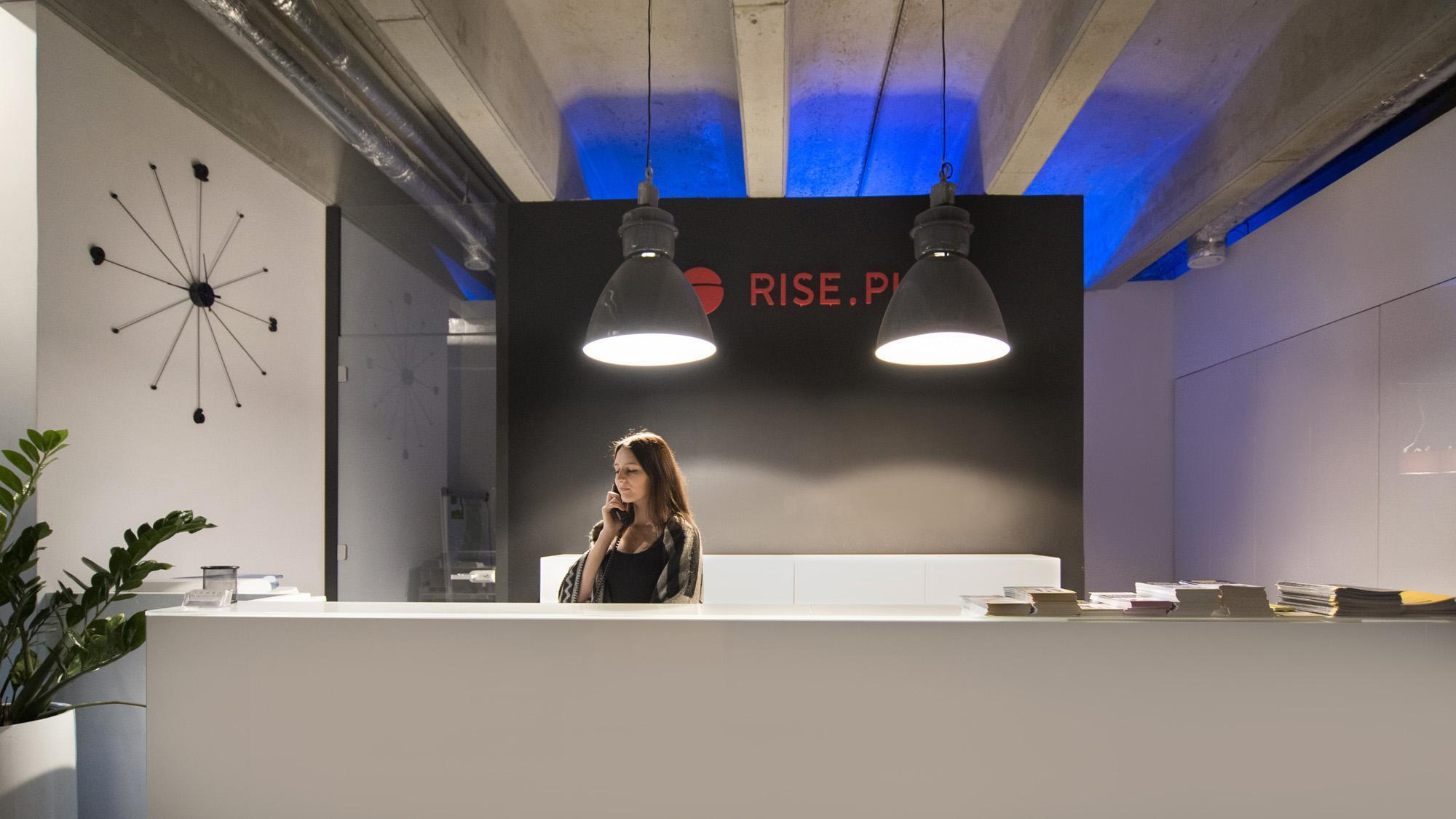 Rise Lindego - Coworking Space - Kraków