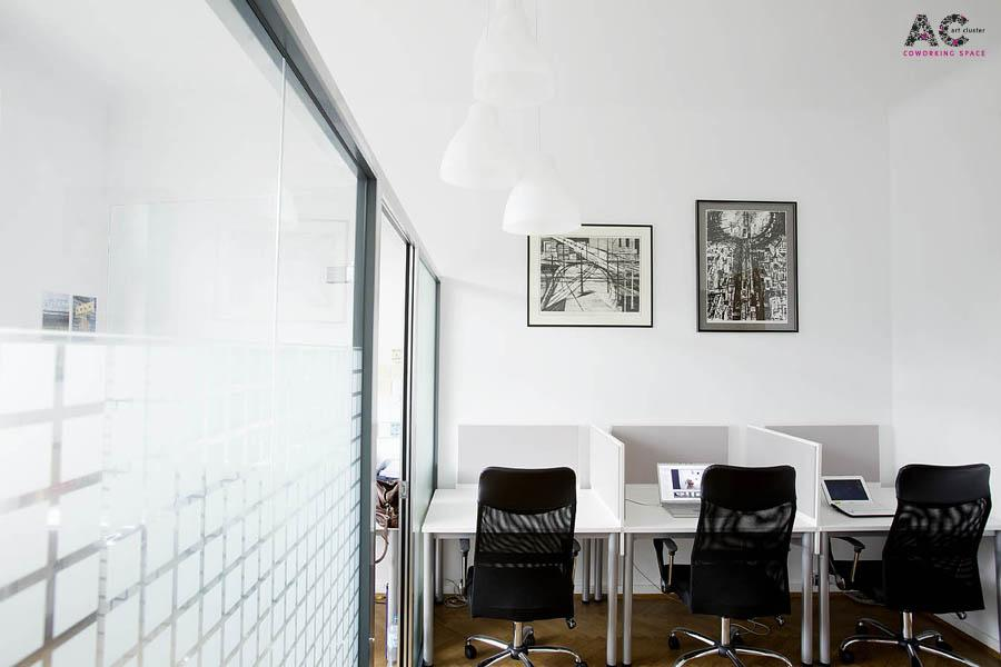 Art Cluster - Coworking Space - Warsaw