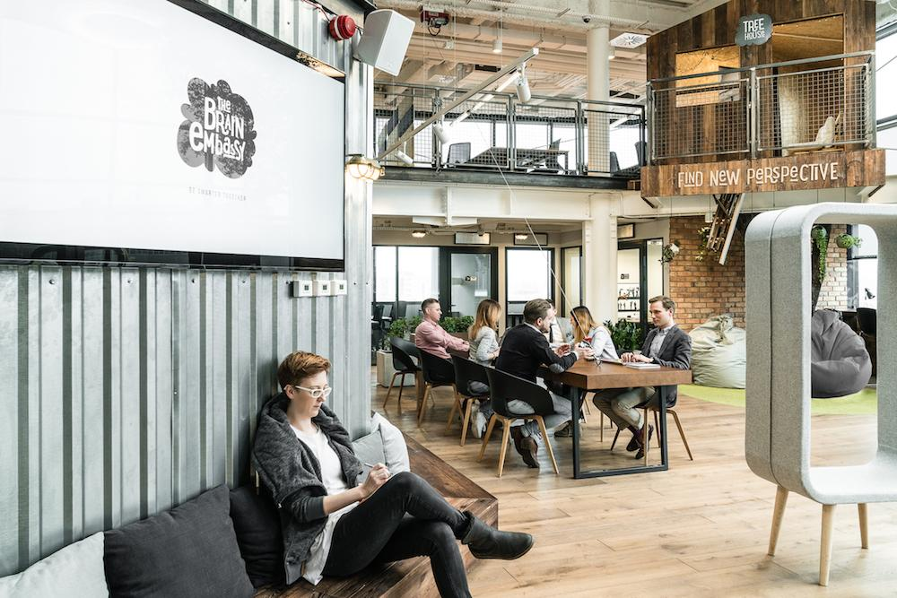 Brain Embassy - Coworking Space - Warsaw