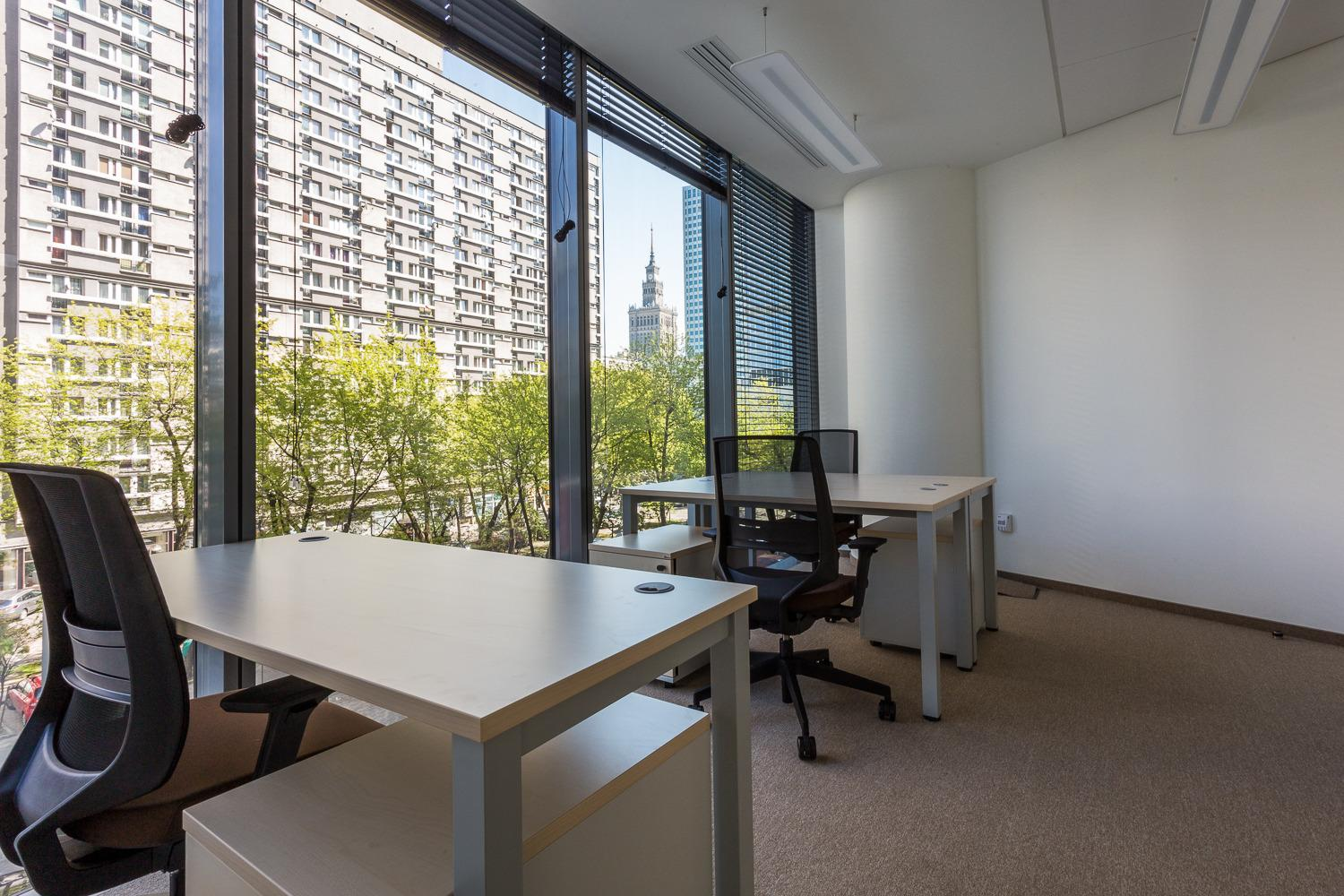 OmniOffice Q22 - Fully Serviced Office - Warszawa