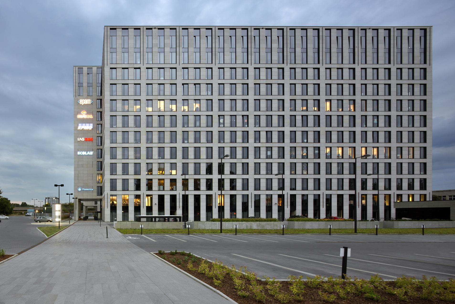 Opolska Business Campus, CitySpace
